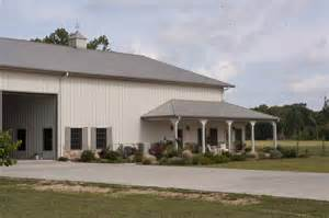 steel barn home 66 x 100 metal home with attached barn