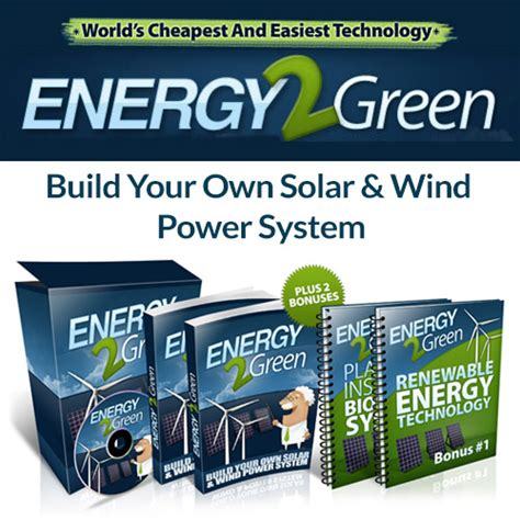 build your own solar and wind power system clickbank