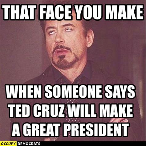 Cruz Meme - funniest ted cruz memes and pictures