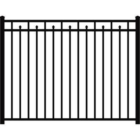 home depot fence sections 17 best ideas about metal fence panels on pinterest