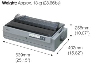 Printer Dotmatriks Epson Lq 2190 Garansi Resmi 1 Tahun epson lq 2190 dot matrix printer dot matrix printers epson philippines