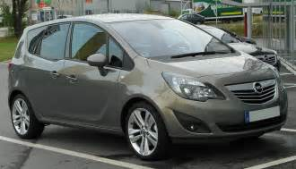 Meriva Opel Opel Meriva Wikiwand