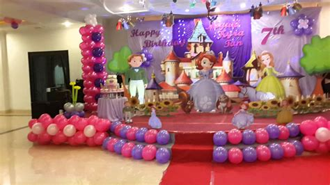 1st birthday party decorations at home fresh first birthday decoration ideas at home for girl