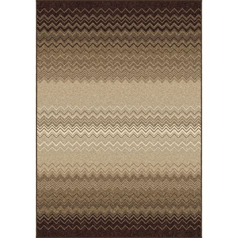 home depot rugs 7 x 10 orian rugs eclipse brown 7 ft 10 in x 10 ft 10 in area rug 211177 the home depot