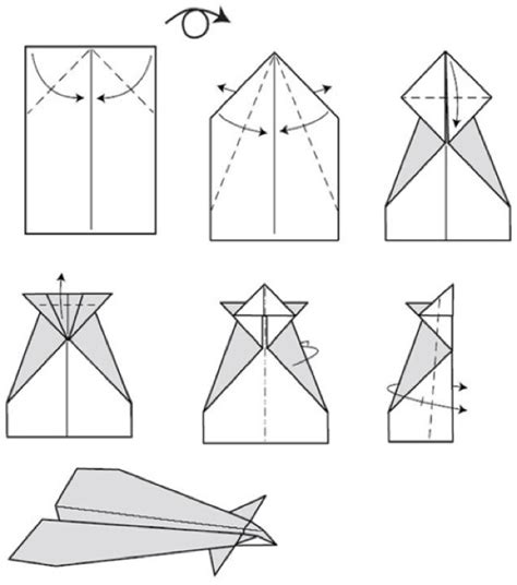 How To Make Paper Plains - how to make cool paper planes step by step