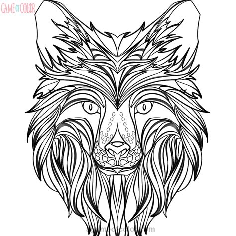 abstract lion coloring pages lion abstract pages to print coloring pages
