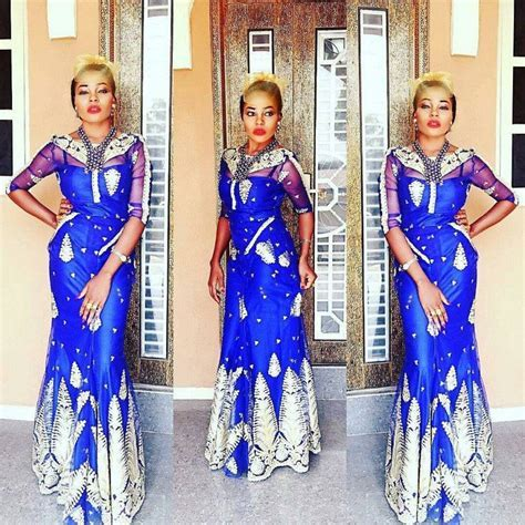 INDIAN GEORGE, CORD LACE AND MORE ASO EBI STYLES YOU NEED