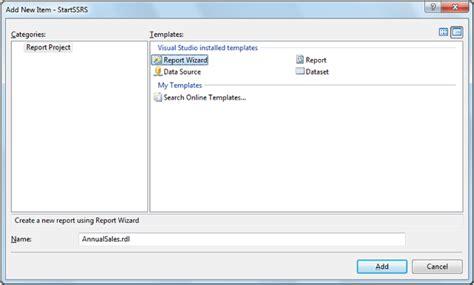Create Ssrs Report Template Microsoft Technologies Create Matrix Report In Ssrs
