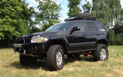 2011 Lifted Jeep Grand Jeep Grand Prototype Jba 8 Quot Lift Kit Lifted