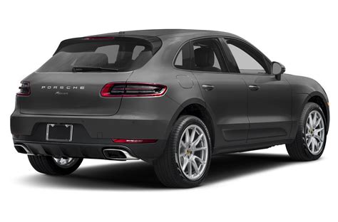macan porsche 2017 new 2017 porsche macan price photos reviews safety