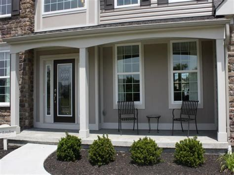 Small Footprint House Plans Small Enclosed Front Porch Ideas For Classic Decoration