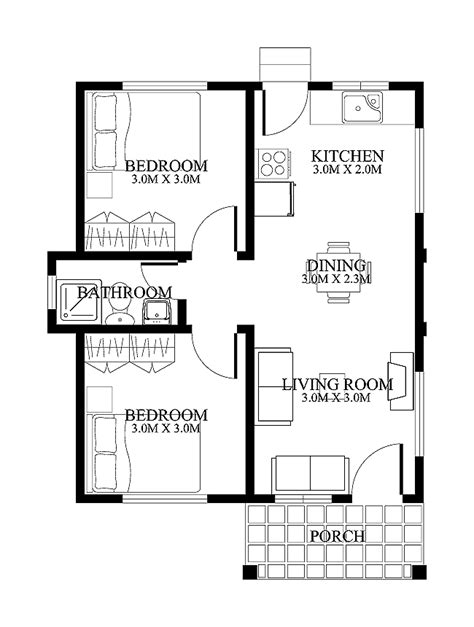 house floor plan designer two contemporary small residential houses plan amazing