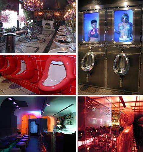cool bar bathrooms got to go 14 wacky to tacky restaurant restrooms urbanist