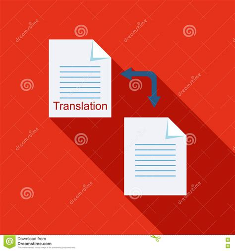 Wardrobe Translation by Computer Translation Icon Simple Style Vector