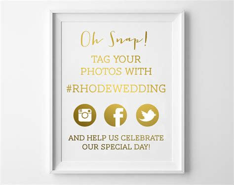 Wedding Day Hashtag Generator by Wedding Hashtag Sign Hashtag Wedding Print Wedding