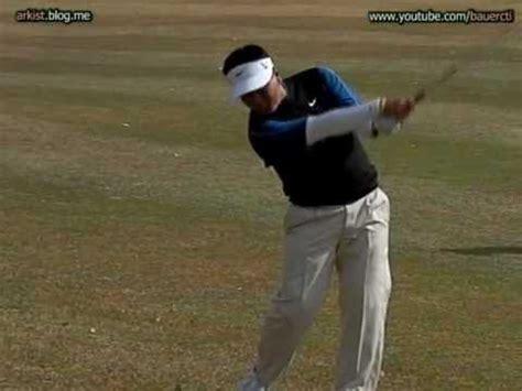 kj choi golf swing 300fps slow kj choi iron golf swing 6 youtube