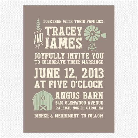 17 best images about western invites on pinterest