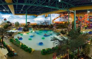 best indoor waterpark resorts and lodges pictures to pin