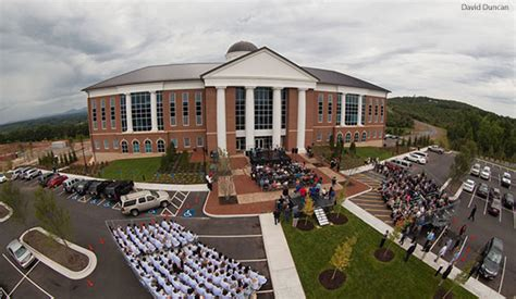Liberty Dedicates New Center For Medical And Health