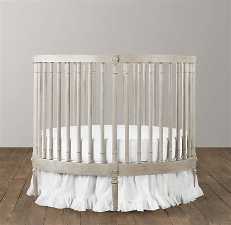 Cribs With Mattress Included Ellery Crib Mattress Modern Cribs By Restoration Hardware Baby Child