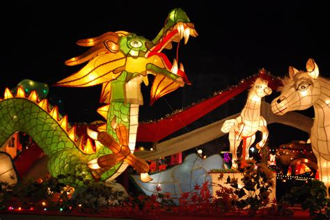 how does taiwan celebrate new year the lantern festival in beijing china is fantastic