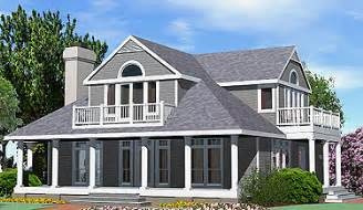 house plans with balcony southern cottages house plans new renderings check them out