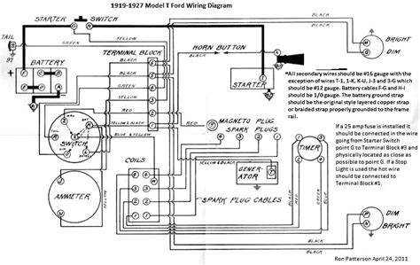 wiring diagram model t 49f wiring free engine image for