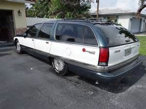 1994 Buick Roadmaster Estate Wagon Buy Used 1994 Buick Roadmaster Estate Wagon Wagon 4 Door 5