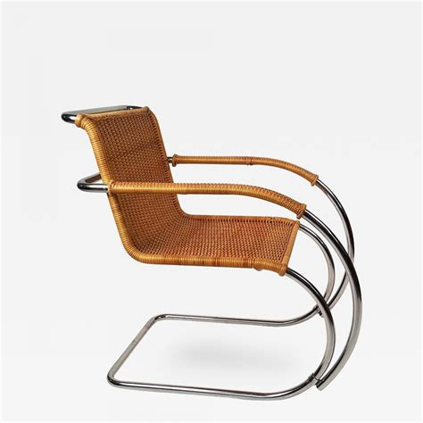 Mies Der Rohe Lounge Chair by Ludwig Mies Der Rohe Mr20 Lounge Chair By Ludwig