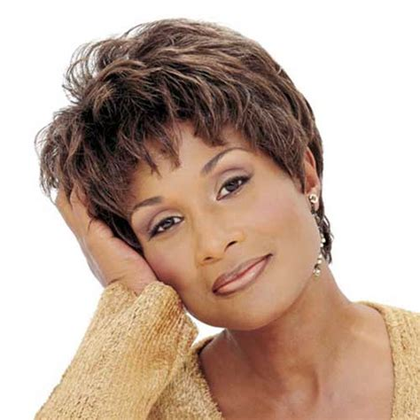 short hairstyles for women over 50 with thin crown short haircuts for black women over 50 short hairstyles