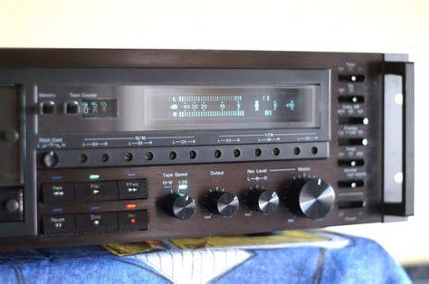best nakamichi cassette deck nakamichi 680zx discrete cassette deck audiophile no