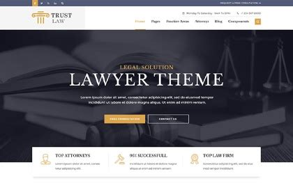 bootstrap themes lawyer other bootstrap templates wrapbootstrap