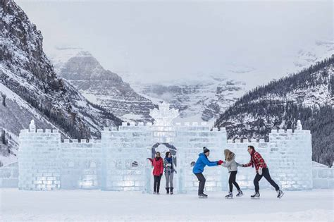 Most Scenic Places In Usa by The Banff Ice Magic Festival Banff Amp Lake Louise Tourism