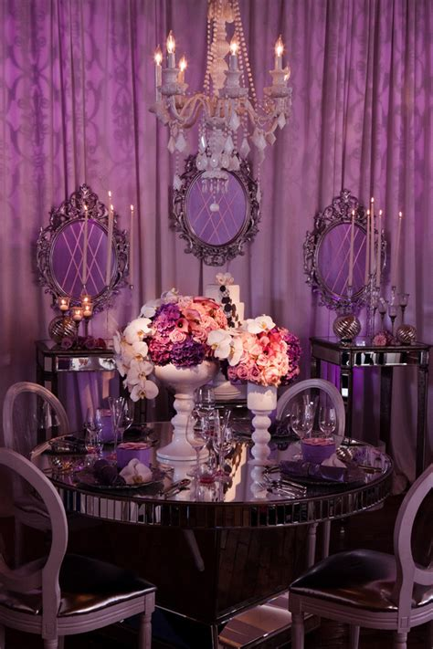 purple wedding table decorations ideas purple wedding table decor architecture interior design