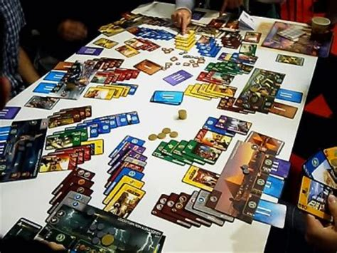 7 Board To Play by Kulkmann 180 S Gamebox 7 Wonders