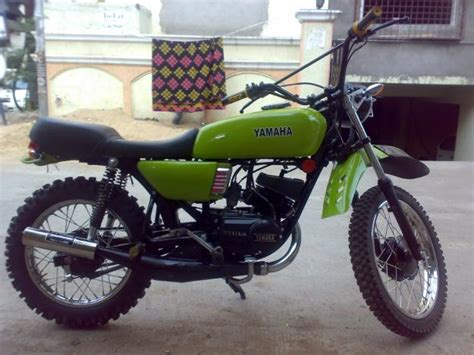 Rx100 Modified Bikes by Modified Rx 100 Green Modified Yamaha Bikes Collection
