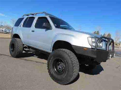 buy car manuals 2002 nissan xterra parental controls purchase used 2002 nissan xterra se sc custom lifted supercharged 35 quot tires loaded 5 speed v6 in