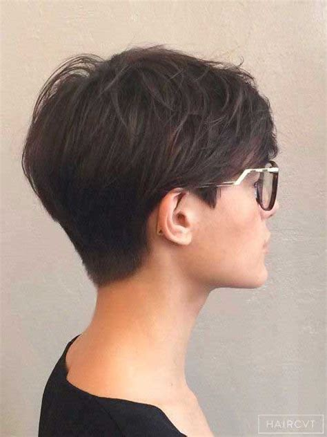 pixie hairstyle full on top tapered back for women 30 pixie hairstyles you should try in 2017 the best