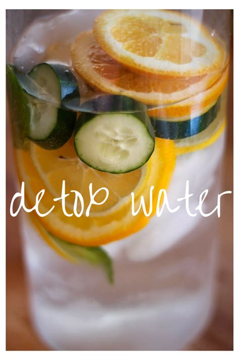 How To Detox Spice by Detox Water N Spice