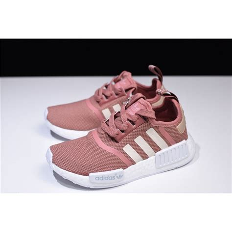 wmns adidas nmd  raw pink rose salmon peach shoes  yeezy sneakers yeezy boost