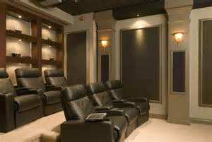 The Room Theater Media Room Projectors House Experience