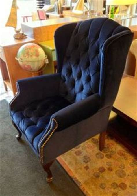 carlton chesterfield library reading wing back chair details about modern queen anne chesterfield wing arm