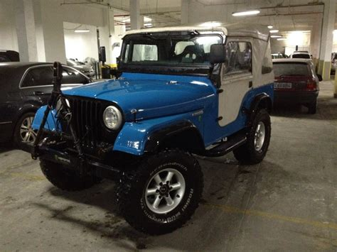 jeep ford willys 1982 ultima s 233 rie