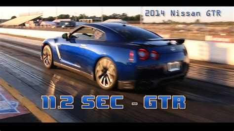 Stock Nissan Gtr 1 4 Mile by Fastest Stock 2014 Nissan Gtr 11 2 Second 1 4 Mile