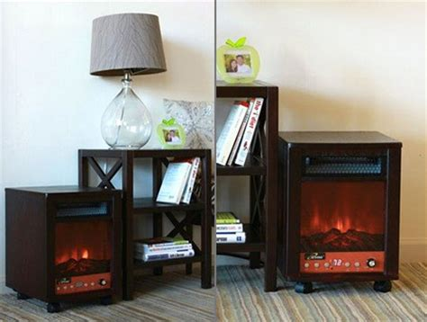 iliving ilg958 infrared heater looks like a real fireplace