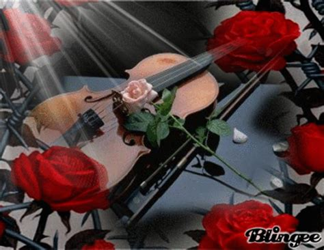 imagenes abstractas de violines violines y rosas picture 98565965 blingee com