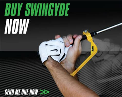 swing gyde golf training aid