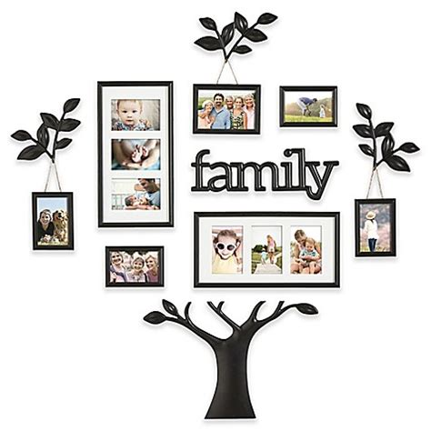 bed bath and beyond family tree wallverbs 12 piece quot family quot branch finial tree photo