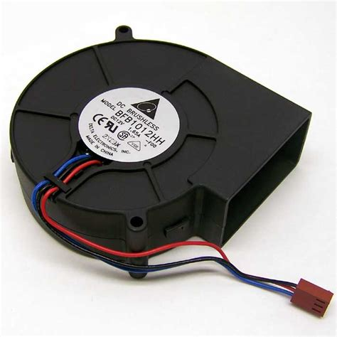 dc brushless fan 12v delta bfb1012hh brushless server blower fan 12v dc 4000