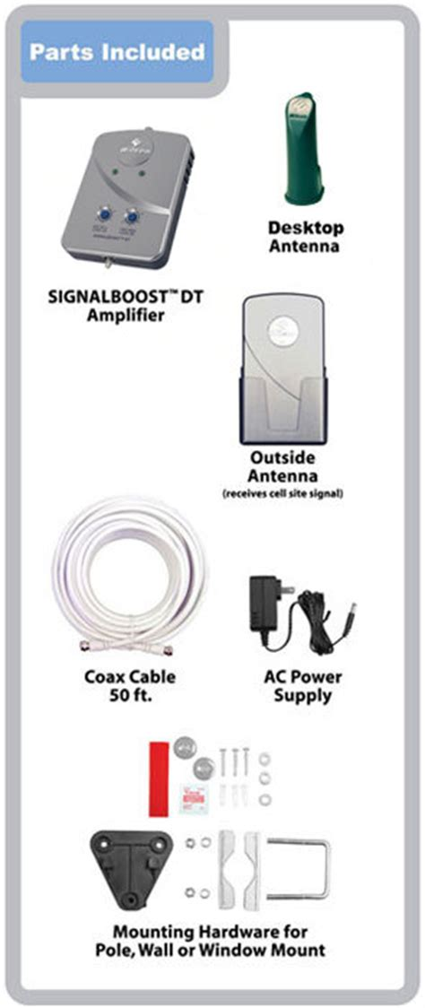 wilson electronics dt cell phone signal booster for